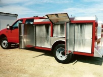 Rescue Body Aluminum Truck Bodies - RFB 18B