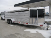 Showmaster Low Profile Small Livestock Trailers - BPLPSM 26B