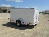 Dual Line Enclosed Cargo Trailers - DLENC 9C