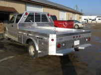 Popular Models Aluminum Truck Beds - TRB 77