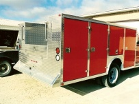 Rescue Body Aluminum Truck Bodies - RFB 16B