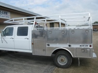 Contractor Component Truck Bodies - CP 46B