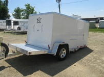 Dual Line Enclosed Cargo Trailers - DLENC 3A