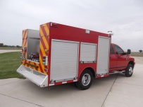 Rescue Body Aluminum Truck Bodies - RFB 80A