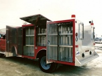 Rescue Body Aluminum Truck Bodies - RFB 12
