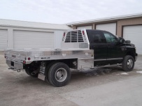 Popular Models Aluminum Truck Beds - TRB 201