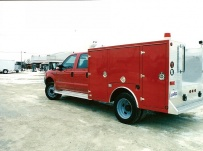 Rescue Body Aluminum Truck Bodies - RFB 7