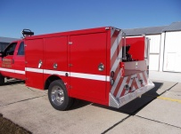 Rescue Body Aluminum Truck Bodies - RFB 87