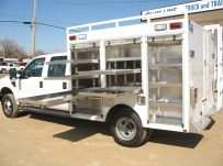 Rescue Body Aluminum Truck Bodies - RFB 39B