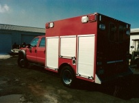 Rescue Body Aluminum Truck Bodies - RFB 10