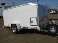 Dual Line Enclosed Cargo Trailers - DLENC 1B