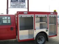 Rescue Body Aluminum Truck Bodies - RFB 40