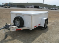 Camping Trailers Toy Haulers - CT 16A