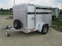 Dual Line Small Livestock Trailers - DL 15