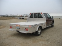 Popular Models Aluminum Truck Beds - TRB 186