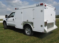 Rescue Body Aluminum Truck Bodies - RFB 59