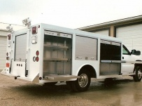 Rescue Body Aluminum Truck Bodies - RFB 27B
