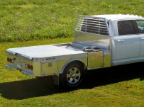 Popular Models Aluminum Truck Beds - TRB 204