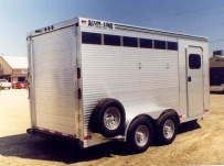 Bumper Pull Horse Trailers - BPSC 3
