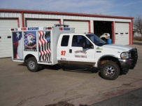 Rescue Body Aluminum Truck Bodies - RFB 53B