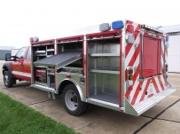 Rescue Body Aluminum Truck Bodies - RFB 79A
