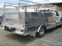 Contractor Component Truck Bodies - CP 50