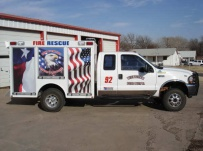 Rescue Body Aluminum Truck Bodies - RFB 53A