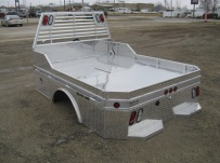 Popular Models Aluminum Truck Beds - TRB 83