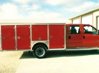 Rescue Body Aluminum Truck Bodies - RFB 16A