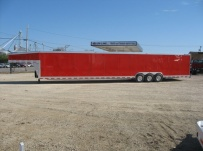 Gooseneck Automotive All Aluminum Enclosed Trailers - GNA 21A