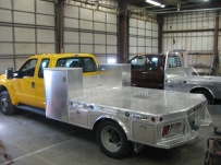 Popular Models Aluminum Truck Beds - TRB 198