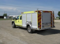 Rescue Body Aluminum Truck Bodies - RFB 57