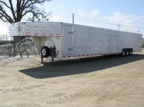 Commercial Double Deck Livestock Trailers - GNDD 24A