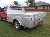 Popular Models Aluminum Truck Beds - TRB 164