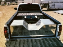 RV Top Lid Aluminum Boxes - TLRV 2