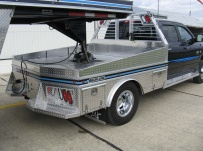 Popular Models Aluminum Truck Beds - TRB 181
