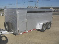Dual Line Small Livestock Trailers - DL 16