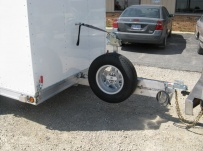 Dual Line Enclosed Cargo Trailers - DLENC 12C