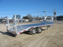 Gooseneck Heavy Equipment Skid Loader Trailer -  GNOC 22