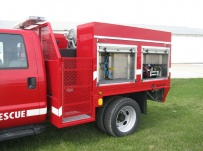 Fire and Brush Body Truck Bodies - GB 37A