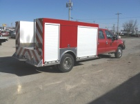 Rescue Body Aluminum Truck Bodies - RFB 69