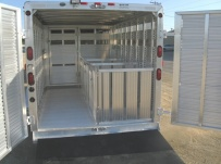Commercial Gooseneck Livestock Trailers - GNL 55A