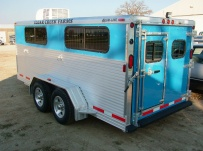 Showmaster Low Profile Small Livestock Trailers - BPLPSM 9A