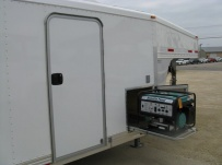 Gooseneck Enclosed Cargo Trailers - GNDF 26D