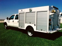 Rescue Body Aluminum Truck Bodies - RFB 31A