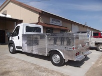 Contractor Component Truck Bodies - CP 104A