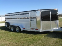 Showmaster Low Profile Small Livestock Trailers - BPLPSM 20B