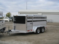 Showmaster Low Profile Small Livestock Trailers - BPLPSM 12