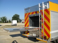 Rescue Body Aluminum Truck Bodies - RFB 73A