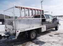 Contractor Component Truck Bodies - CP 101A
